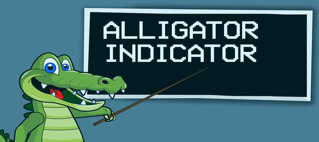 آموزش اندیکاتور آلیگیتور alligator تمساح