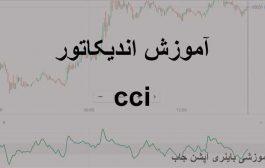 آموزش جامع اندیکاتور cci