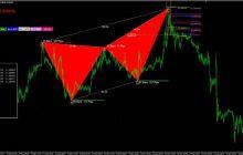 آموزش الگو های هارمونیک در بازار معاملات