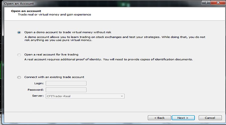 معرفی انواع حساب کاربری در متاتریدر 5